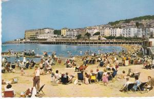 Post Card Somerset Weston-Super-Mare Madeira Cove Marine Lake