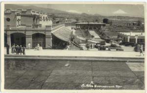 RPPC La Selva? Cuernavaca Morelos Mexico, 1937