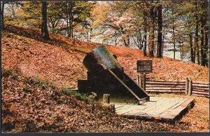VA The Dictator Petersburg National Battlefield Civil War 13 inch Mortar