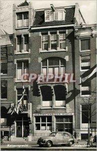 Postcard Modern Hotel van der Sluijs Keizersgracht Amsterdam