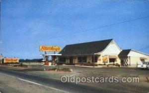 Stuckey's Pecan Shop, Filmore, Indiana, USA Gas Station Stations Postcard Pos...