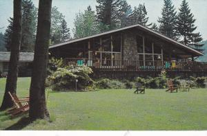 C-Nib Lodge,  Vacation and Training Centre for the blind,  Bowen Island,  B.C...