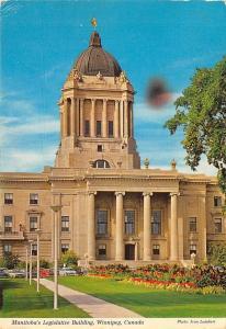 Canada Manitoba's Legislative Building Winnipeg