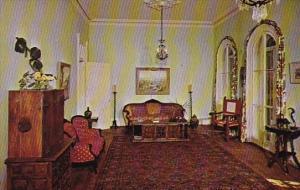Hemingway's Living Room Hemingway House Key West Florida