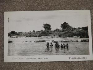 RPPC, Guaso River, Guantanamo, Rio Guaso,  unused