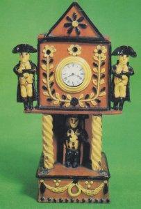 Victorian Devon Watchstand Manchester Art Gallery Exhibit Postcard