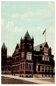 Pennsylvania  Lebanon , Educational Building