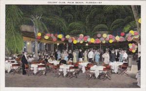 Florida Palm Beach The Colony Club