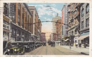 Granby Street , South , NORFOLK , Virginiat , PU-1923