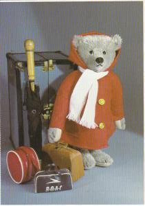 Reproduction of 1903 Teddy Bear by Maragarete Steiff