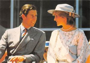 Prince & Princess of Wales -