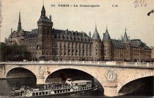France Paris La Cinciergerie 1905