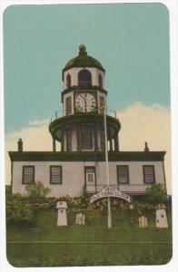 Old Town Clock, HALIFAX, Nova Scotia, Canada, 40-60´s