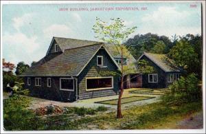 Iron Building, Jamestown Exposition 1907
