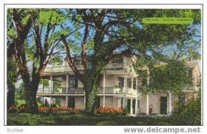 The ELMS, natchez, Mississippi, 30-40s