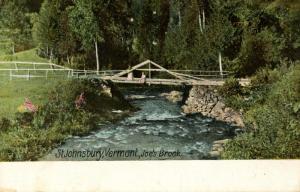 VT - St Johnsbury. Joe's Brook, Bridge