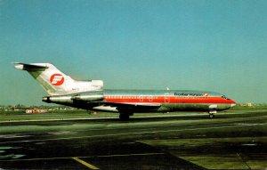 Airplanes Frontier Horizon Boeing 727-23 At LaGuardia Airport New York City