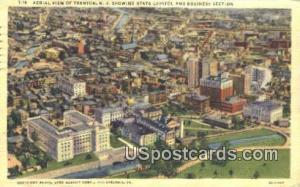 State Capitol Trenton NJ 1957