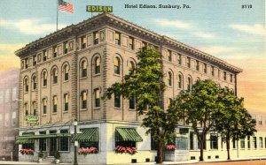 PA - Sunbury. Hotel Edison