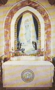 Illinois Belleville The Shrine Altar Our Lady Of The Snows