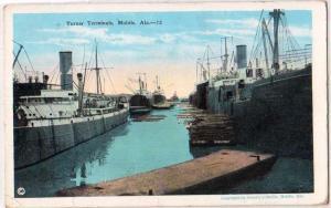 Turner Terminals, Mobile Ala