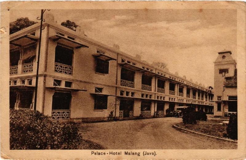 CPA JAVA MALANG Palace-Hotel INDONESIA (565981)