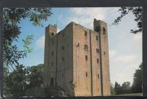 Essex Postcard - The Norman Keep, Hedingham Castle, Castle Hedingham  T7205