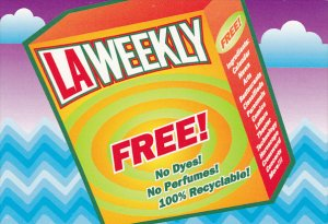 Advertising L A Weekly Magazine