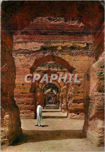 Modern Postcard Meknes escuries and arsenal of Mulay Ismail