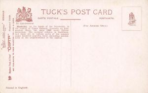The Queen's Golden Kyoung, Mandalay, Burma, Early Tuck's Postcard, Unused