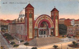 Oran Algeria, Alger, Algerie La Cathedrale Oran La Cathedrale