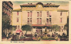 Algeria Oran La Poste 02.78
