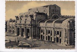 MILANO, Stazione Centrale, The Station, unused Postcard