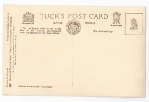 UK York Minster Cathedral South Side Raphael Tuck Vintage RPPC Postcard
