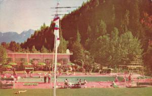 Swimming Pool, Harrison Hot Springs Hotel, Harrison Hot Springs, British Colu...