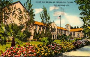 Florida St Petersburg Senior High School 1940