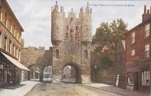 Micklegate Bar, York (Yorkshire), England, UK, 1900-1910s