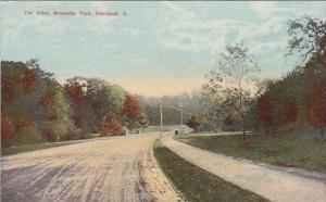 Ohio Cleveland The Drive Brookside Park