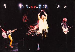 Guns N' Roses famous american hard rock band on stage, concert
