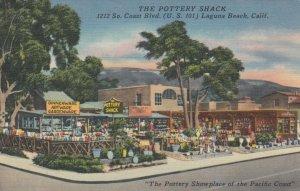 LAGUNA BEACH, California , 30-40s ; The Pottery Shack