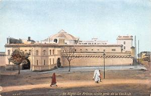Alger Algeria, Alger, Algerie La Prison vicile pres de la Casbah Alger La Pri...