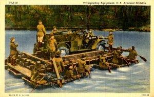 Military - Transporting Equipment