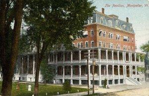 VT - Montpelier. Pavilion Hotel