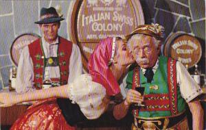 Little Old Winemaker Italian Swiss Colony Winery Asti California