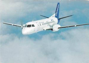 B71870 SAAB 340B KLM cityhopper aviation air avion airplane