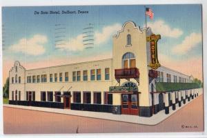 De Soto Hotel, Dalhart TX