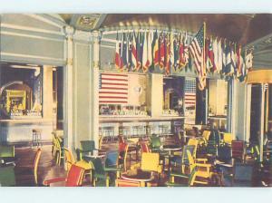1950's RESTAURANT SCENE Philadelphia Pennsylvania PA AE0254