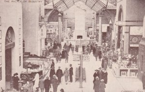 British Empire Exhibition 1924; The Palace Of Industry, Campbell Gray