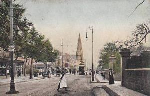 DERBY , England , PU-1905 ; London Road