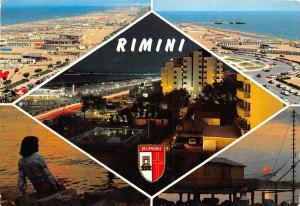Italy Rimini multiviews, night, plage, beach, strand